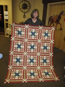 Another challenge quilt