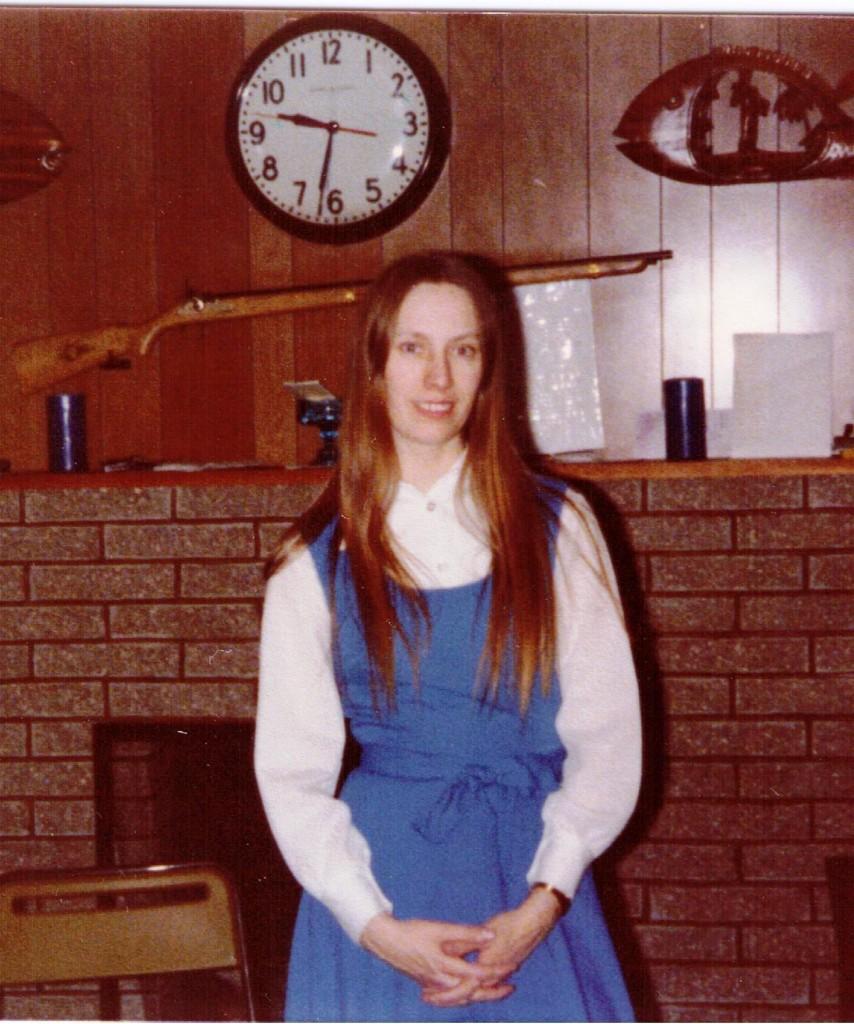 Sonja (Cagle) March 1978