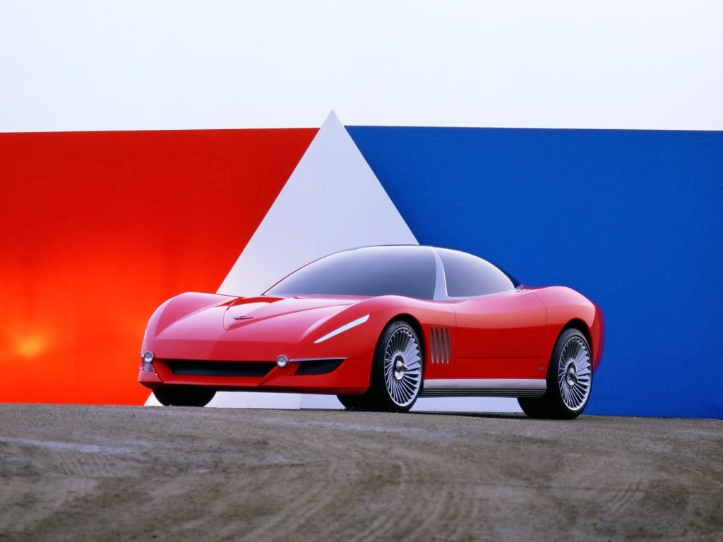 Chevrolet Corvette Moray Concept Italdesign 2003